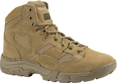5.11 Tactical Men's Taclite 6″ Coyote Boot 12030 | 8-Wide | Nylon | LAPoliceGear.com