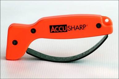 AccuSharp Orange Knife Sharpener | Tungsten |
