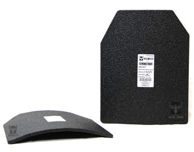 AR500 Armor Level III ASC Plate - 11 x 14 |