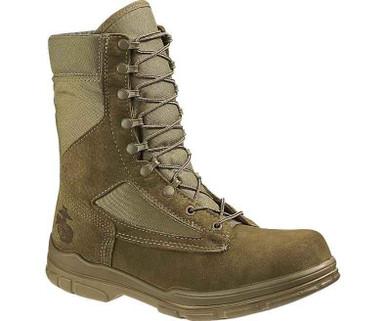 Bates U.S.M.C. Lightweight DuraShocks Women's Boot 57501   Coyote   11-Wide   Nylon/Leather/Rubber   LAPoliceGear.com