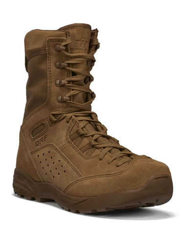 Belleville Tactical Research Men's Coyote QRF Alpha C9 Hot Weather Tactical Assault Boot | 11.5-Wide | Nylon/Leather/Rubber | LAPoliceGear.com