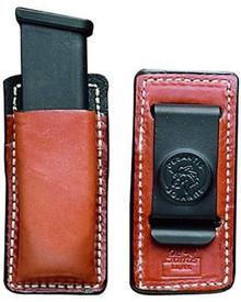DeSantis Gunhide Secure Leather Magazine Pouch
