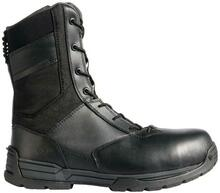 """First Tactical Men's 8"""" Safety Toe Side Zip Duty Boot 165002"""