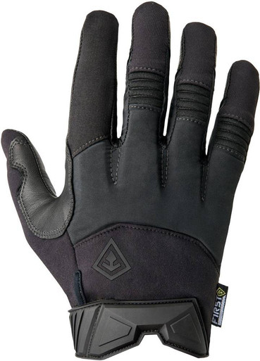First Tactical Men's Mig Weight Padded Glove | Black | X-Large | LAPoliceGear.com