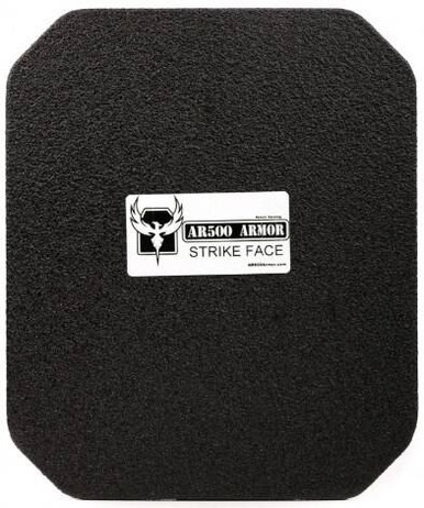 AR500 Armor Level III + Square Back Plate 10 x 12 |