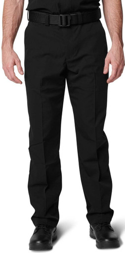 5.11 Tactical Men's Flex Tac Poly/Wool Twill Class A Pant 74492 | Midnight Navy Blue | 44/Unhemmed | Polyester/Wool | LAPoliceGear.com