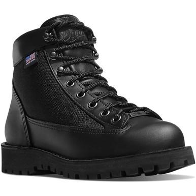 Danner Women's Light Black Boot | 11-Standard | Nylon/Leather/Rubber | LAPoliceGear.com