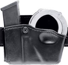 Safariland 573 Open Top Magazine and Handcuff Pouch