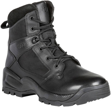 "5.11 Tactical Men's A.T.A.C. 2.0 6"" Black Boot 12401 