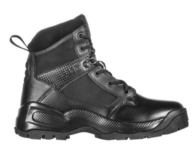 "5.11 Tactical Women's A.T.A.C. 2.0 6"" Black Boot 12405 