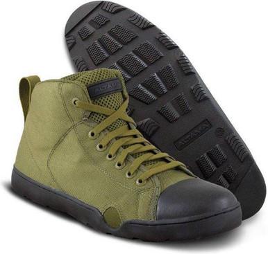 Altama Maritime Assault Mid Men's Olive Drab Boot | OD Green | 9.5-Wide | LAPoliceGear.com