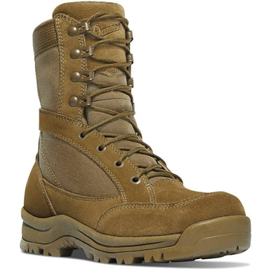 Danner Women's Prowess 8″ Coyote Hot Boot | 12-Standard | Nylon/Leather | LAPoliceGear.com