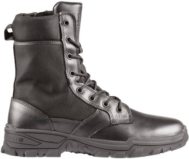 5.11 Tactical Men's Speed 3.0 Side Zip Black Boot 12336 | 7-Wide | Nylon/Leather | LAPoliceGear.com