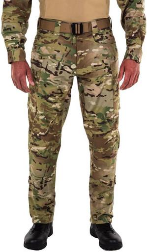 First Tactical Men's Multicam Defender Pant | 42/34 | Cotton/Nylon | LAPoliceGear.com