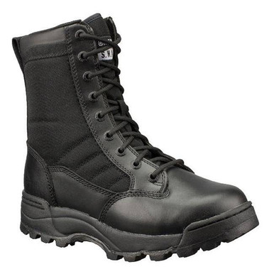 Original SWAT Women's Classic 9 Boot | Black | 9-Standard | Nylon/Leather/Rubber | LAPoliceGear.com