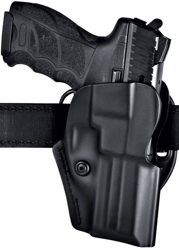 Safariland 5197 Range Series Open Top Mid-Ride Concealment Holster with Detent | LAPoliceGear.com