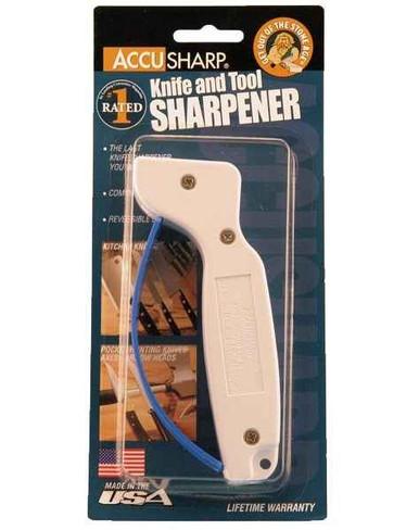 AccuSharp Knife and Tool Sharpener | Tungsten |
