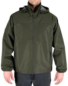 LA Police Gear Expedition Packable Rain Jacket