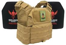 Shellback Tactical Patriot Active Shooter Kit with Level IV Plates