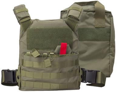 Shellback Tactical Defender Active Shooter Nylon Kit | Black |