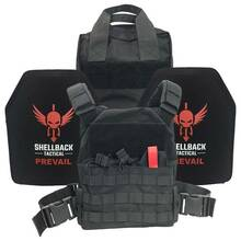 Shellback Tactical Defender Active Shooter Kit with Level IV Plates