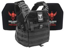 Shellback Tactical Banshee Elite 2.0 Active Shooter Kit with IV Plates