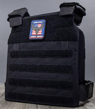 AR500 Armor Guardian Slick Side Plate Carrier | OD Green |