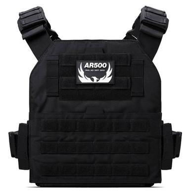 AR500 Armor Veritas Modular Plate Carrier | Black | Nylon |