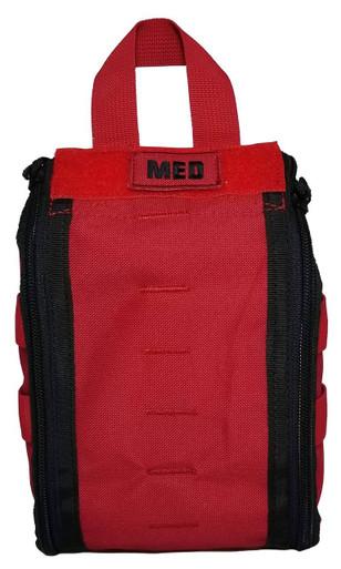 Elite First Aid, Inc. Patrol Trauma Kit Level 2 | Black |