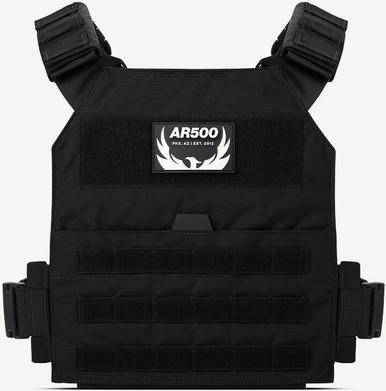 AR500 Armor Veritas Lite Modular Plate Carrier | Black | Nylon |