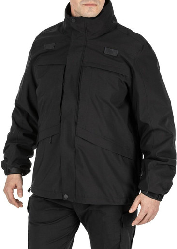 5.11 Tactical Men's 3-In-1 Parka 2.0 48358 | Dark Navy Blue | 2X-Large | Polyester/Nylon | LAPoliceGear.com