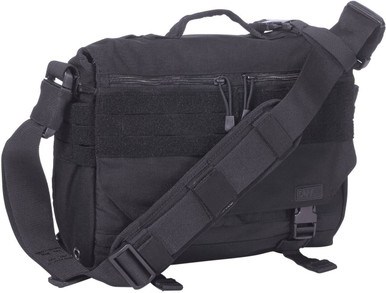 5.11 Tactical Rush Delivery Mike Messenger Bag 56176   Double Tap   Nylon   LAPoliceGear.com