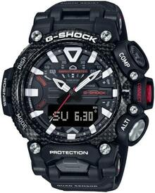G-Shock Black GRAVITYMASTER G-Carbon BLE Watch GR-B200-1A