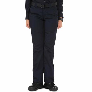 5.11 Tactical Women's Taclite PDU Class A Pant 64370 | Midnight Navy Blue | 20/Unhemmed | Cotton/Polyester | LAPoliceGear.com