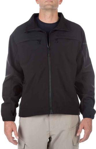 5.11 Tactical Men's Chameleon Softshell Jacket 48099   Flat Dark Earth   X-Small   Polyester   LAPoliceGear.com
