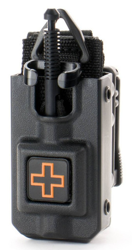 Eleven 10 Rigid TQ Case for SOFTT/SOFTT-W – Belt | Orange | Nylon | LAPoliceGear.com