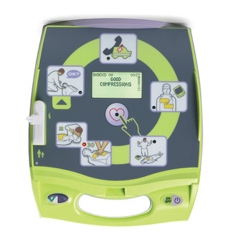 Zoll AED Plus - Automated External Defibrillator