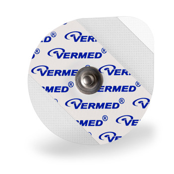 Vermed Clear Scan - Round Tape V-A10032-05  5/pack  600/cs