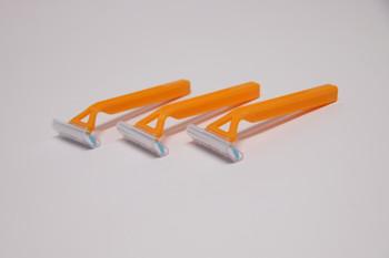 Disposable Single Edge  Prep Razor