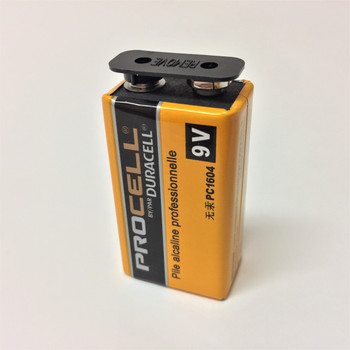 Duracell Procell 9 Volt Batteries - Case of 72