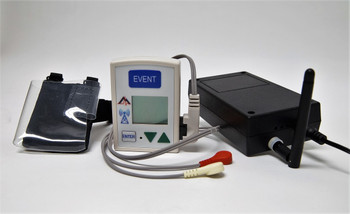 NorthEast Monitoring DR300 Holter  and Wireless Event Recorder  Package