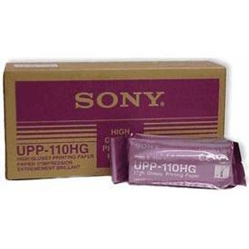 Sony UPP-110HG High Gloss Thermal Printer Paper