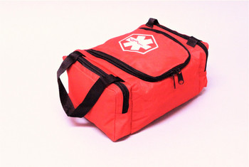 Red First Responder Bag