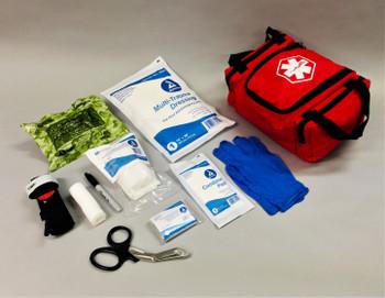 First Responder Trauma Kit
