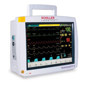 Schiller TRANQUILITY II Patient Monitor  SC-0-750000