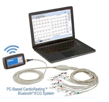 NASIFF CardioResting Bluetooth System CC-ECG1 BT