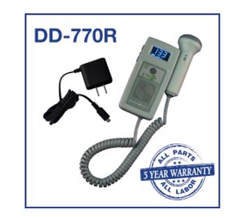 Newman Medical DigiDop II Handheld Doppler DD-770R-D2