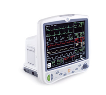 GE Dash 5000 High-acuity Mobile Patient Monitor