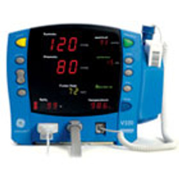 GE CARESCAPE V100 Vital Signs Monitor