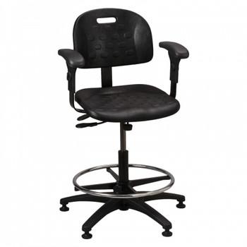 Brewer Polyurethane Task Series Chairs